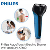Philips Shaver PH AT 600. AquaTouch Wet and Dry Electric Shaver. Local Stocks and Free Delivery!