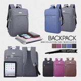 [Free Qxpress]◆CNY BIG PROMO◆★Unisex Korean Version Shoulder bag Backpack School  Bag Unisex backpack Men bag Lady Bag Women Bag BPB-CC06