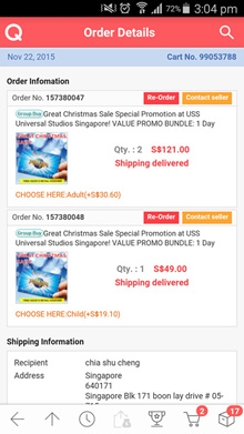HOLIDAY PROMO Sale at USS Universal Studios Singapore! ALL MUST GO! BEST package ever! ❤