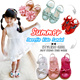 【Buy 2 One Shipping】Korean kids shoes/girls sandles/princess sandles/flats/casual shoes/beach sandal/rubber sandals/slipper/footwear/bling bling shoes/flowers/ribbon/high quality children shoes