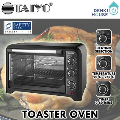 Countertop Oven Singapore : Qoo10 - [Taiyo] TE85BW / Toaster Oven : Home Electronics
