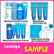 ★Bestseller★Laneige Moisture trial kit 4 items/Laneige WaterBank trial kit 4 items/Laneige WaterBank Gel Cream_EX/Emolsion/SkinRefiner/Essence/Eye gel/Cream / WaterBank Double-gel-Soothing-Mask/Iope