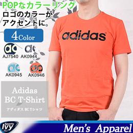 アディダス トップ adidas BC Tシャツ M AJ7540/AK0944/AK0945/AK0946 アパレル ランニング カジュアル セール 8000円以上送料無料