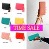 ★Local Delivery★ ! Korean Designed Women Long wallet / saffiano / card wallet / Passport case