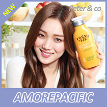 [AMORE PACIFIC ] ** NEW ** FRESH POP SHAMPOO CONDITIONER HAIR PACK / RECIPE SHAMPOO / NO Hazardous ingredients / HEALTHY SHAMPOO