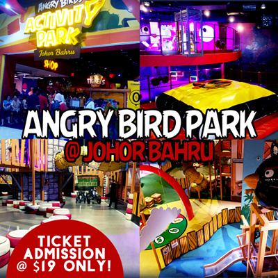 Bird park ticket deals