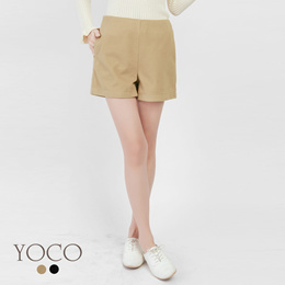 YOCO - Wool Shorts-172092-Winter