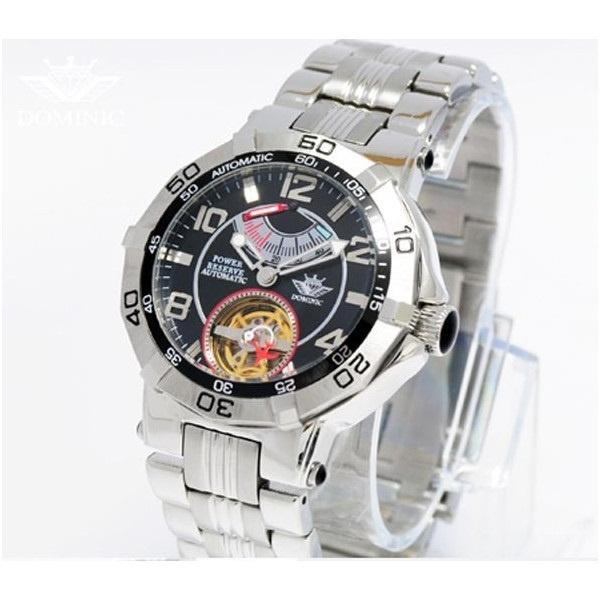 【クリックでお店のこの商品のページへ】【送料無料】DOMINIC ドミニク メンズ腕時計 DS1104G-BB