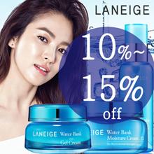 [ LANEIGE ] WATER BANK 3DAY BIG SALE (10~15% off) KOREA SKIN CARE No.1 laneige