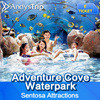 【AndysTrip.com】Adventure Cove Waterpark Sentosa Singapore Attractions Tickets uss sea