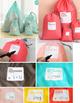 [Simple Life] SL038 Outdoor travel storage bag set