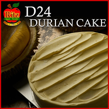 D24 Durian Cakes | 6 inches | Collection at 7 Locations