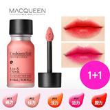 韓国コスメ/美容 MACQUEEN NEWYORK Creamy lip tint [1+1]