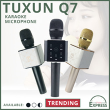 [TRENDING] [HOT] [AUTHENTIC] TUXUN Q7 Wireless Bluetooth Microphone