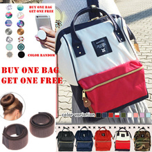 【*SG DISTRIBUTOR* Buy 2 FREE Shipping 100% AUTHENTIC ANELLO BACKPACK ❤HAND BAG/TOTE BAG/travel