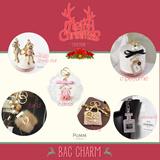 [SUPER SALE] Perfect for Xmas Gift! Premium Quality Bag Charm / gantungan tas / aksesoris / wanita / korea / PoMM / Bag Chain / Tas wanita