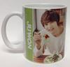 【全国送料無料】 チュウォン マグカップ  韓流 グッズ(ca019-1)