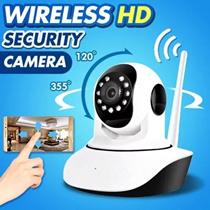 IP Camera CCTV Surveillance Night Vision Pan / HD Home Wireless WIFI Security Camera Intercom Syste