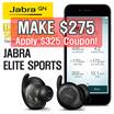 [MAKE $275!] JABRA Elite Sport / Wireless bluetooth earphones / Sports Earpiece / In Ear