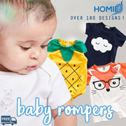 Romper ★Premium Quality ★21/08/2017update / 100% cotton baby rompers/baby clothes/ jumper