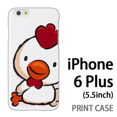 iPhone6 Plus (5.5インチ) 用『0723 干支 酉』特殊印刷ケース【 iphone6 plus iphone アイフォン アイフォン6 プラス au docomo softbank Apple ケース プリント カバー スマホケース スマホカバー 】の画像