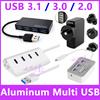 [UUCat] Multi  USB 3.1 Type-C / USB 3.0 / USB 2.0 - (3-10)Port USB HUB And Combo Wall Charger