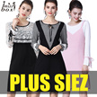 【23/9 New Arrivals】600+ style S-7XL NEW PLUS SIZE FASHION LADY DRESS OL BLOUSE PANTS  TOP