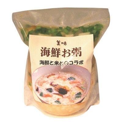 『韓食工房』美味 海鮮お粥(500g・約2人前)[冷凍食品][お粥][韓国スープ][韓国料理][韓国食品]の画像