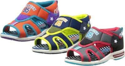 (A倉庫)【OSH KOSH】 オシュコシュ OSK C349 スポーツサンダル 男の子 キッズ 子供靴 カジュアル 子供サンダルの画像