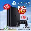 New PS4 1 TB Pro Console.Local Ready Stocks! Warranty: 7 Days In-House. Next Level of Gaming! Include PS4 Controller Starter Kit worth 39.90 Free ! Limited Promo!