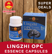 ★READY STOCK★ 【Powerful Antioxidant】  Lingzhi OPC Essence Capsules Offer!!