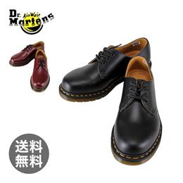 ドクターマーチン 靴 アイ ギブソン 革靴 ファッション 丈夫 R11838 DR. MARTENS 1461 3 - Eye GIBSON