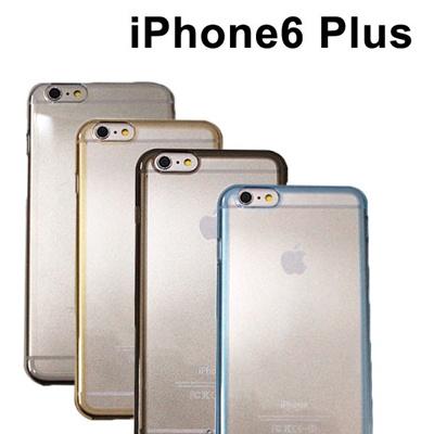 【メール便送料無料】iphone6 Plusケース ハードケース カラフルクリアケース【ケ-ス/カバ-/cover】【アイフォン/スマートフォン/スマホケース/スマホカバー】IPH-PLUS-34の画像