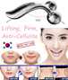 ★KOREA HOT SELL★ 3D Body Face Roller for Lifting/ Firming/ shape V-Line/ Anti-cellulite/ Y Slimming Massage Stick - Facial and Body V Roller* Active Muscle Massager* Similar to Tokyu Hands*