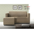 Asher 4D Effect Sofa with Stool Only Set $289