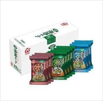 アマノフーズ無添加海藻スープアソートセット23種10食入【6箱】