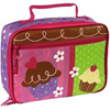 Personalisable Stephen Joseph Lunchbox / Toy Bag - Various Designs