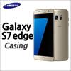 SAMSUNG Galaxy S7 Edge ギャラクシー  ケース スマートフォン スマホ カバー カードスロット スタンド  ジェリー  シリコン スリム ハード 衝撃吸収 バンパー フリップ  財布 ウォレット 窓付き ウィンドウ ビュー