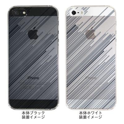 【iPhone5S】【iPhone5】【Clear Arts】【iPhone5ケース】【カバー】【スマホケース】【クリアケース】【チェック・ボーダー・ドット】【スピード】 ip5-06ca0021oの画像