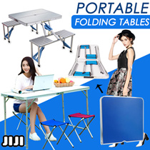 ★Aluminium ★Portable Table ★Portable Folding Tables ★4 in 1 ★Dining ★Outdoor ★ Study ★ Event★