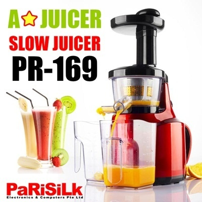 Naturai Slow Juicer Review : Language
