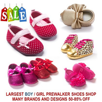 [IGB] Baby Toddler Girls/ Boys Prewalkers Shoes Socks! Good Quality* Super Fast Delivery! Babies love it! Grab it now! MotherCare/ Zara Baby/ Guess Baby/ Disney Baby / Superman/ and many others
