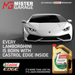 $288 for Car Servicing with 10w-60 Castrol Edge Fully Synthetic Engine Oil + Oil Filter +Multi Point