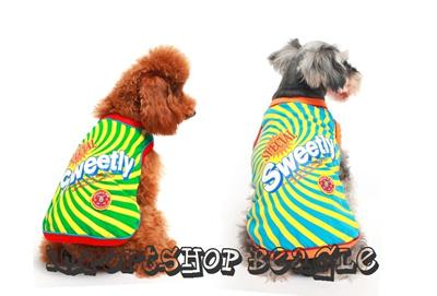 【メール便送料無料】■□スペシャルタンクトップ□■【TA-4】【犬服・ドッグウェア・ペットグッズ・DOG・セール】【smtb-MS】の画像