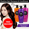 [1+1]Elastine Shampoo/On The Body Perfume Body Wash 500ml/Olive Fresh/Olive Moisture/Sweet Love/Happy Breeze/Nature Garden