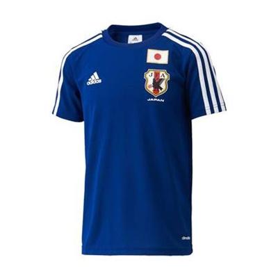 ◆即納◆アディダス(adidas) KIDS 日本代表 ホームレプリカTシャツ AD660-G85295 【セール ジュニア 子ども用 サッカー 日本代表応援Tシャツ】の画像