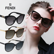 [HOT PRICE] Fendi Unisex Sunglasses 100% Authentic Free shipping UV protection Polarized EYESYS