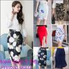 ★★ The new Korean version of the printed skirt  S~3XLsize  The Simple Skirt/  Mini Skirt