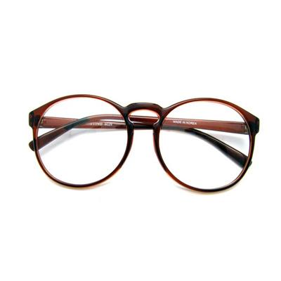 [新商品]Karen Walker スタイルの サングラス 9029 brown/韓国の芸能人の協賛メガネ/sunglass/★の画像