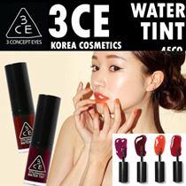 [3CE/Stylenanda/3CONCEPT EYES/韓国コスメ]3CE WATER TINT#DARK FUCHSIA#MAGENTA RED#DEEP RED#MANDARIN ORANGE